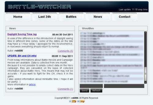 battle-watcher.com