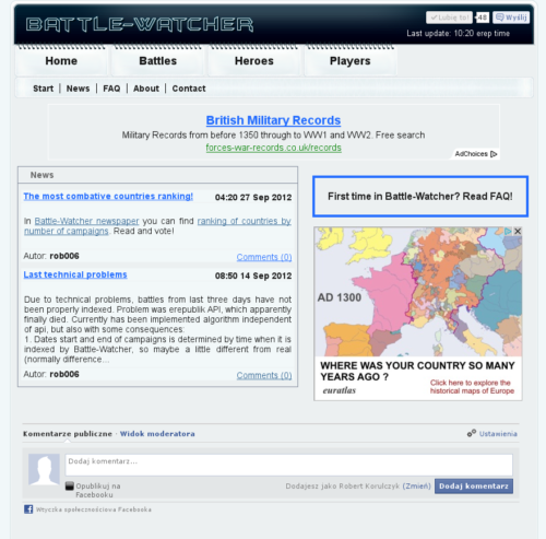Battle-Watcher v2.6