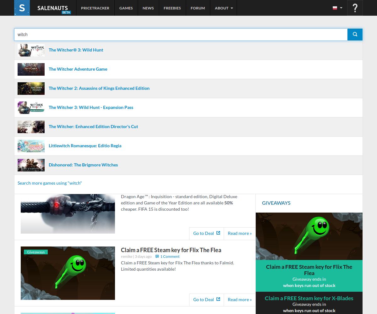 Salenauts v0.8.1 - v0.8.6 | Robert Korulczyk – Homepage